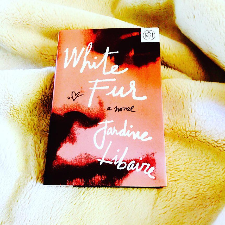 Jardine Apartments: Review: WHITE FUR By Jardine Libaire