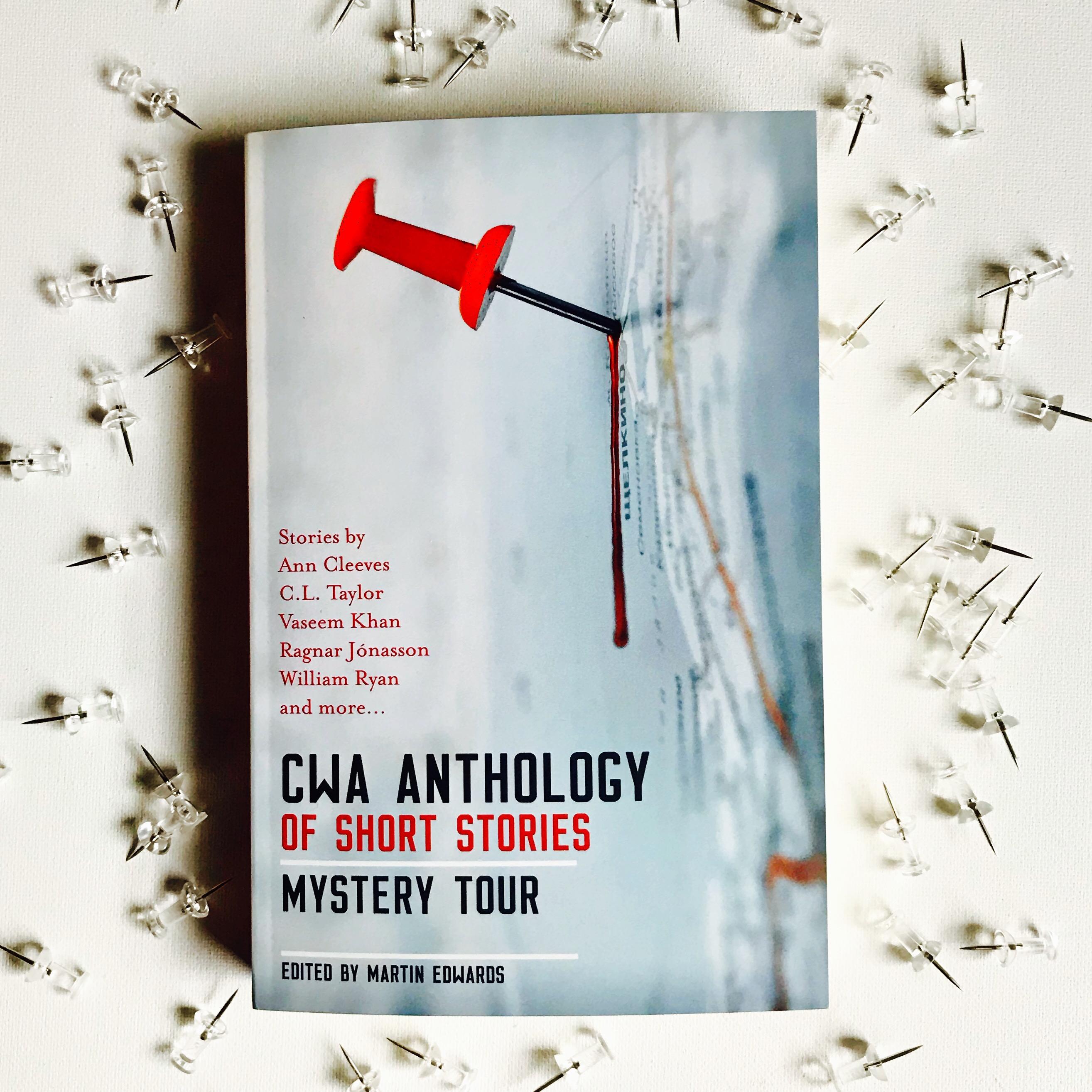 Short Stories Anthologies: Orenda Book Mail: CWA ANTHOLOGY OF SHORT STORIES: MYSTERY