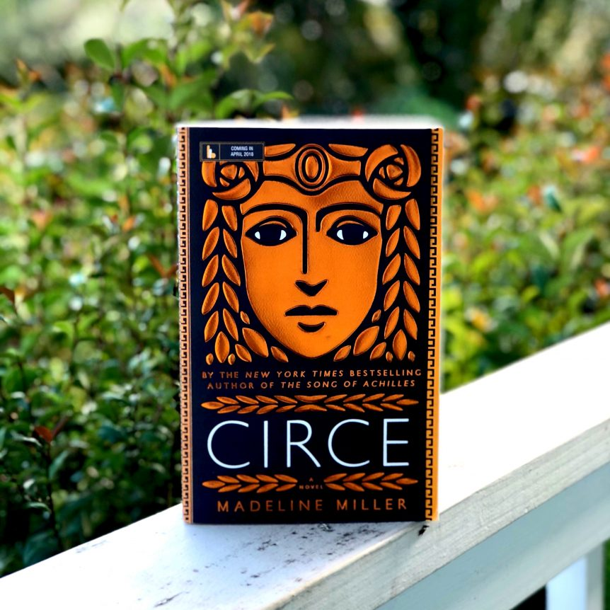 Gorgeous Book Mail From Little Brown Circe By Madeline